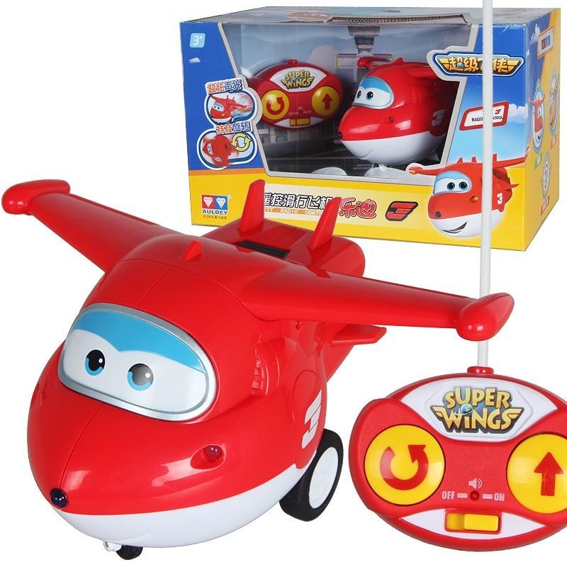 Superwings Radio Control - Color Baby