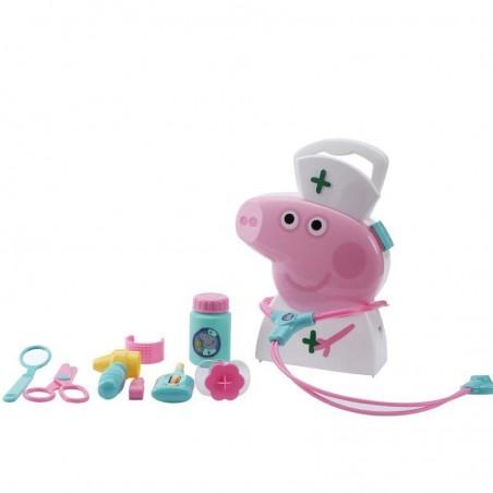 Peppa Pig Maletín de Doctora