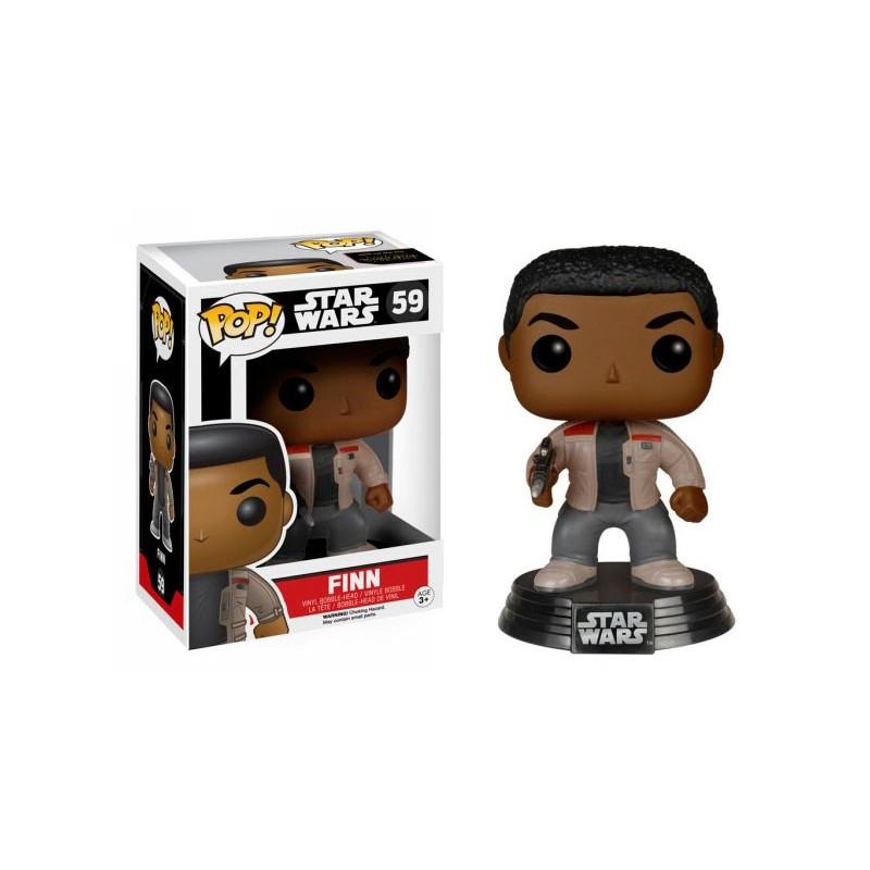 Funko Pop Figura Star Wars Finn
