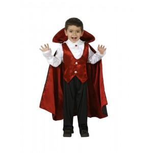 Disfraz de Vampiro Niño XS