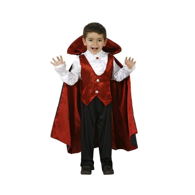 Disfraz de Vampiro Niño M