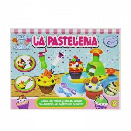 Set Plastilina Dulces