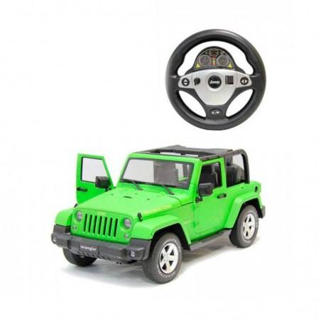 Coche Radio Control Jeep Wrangler 1:12