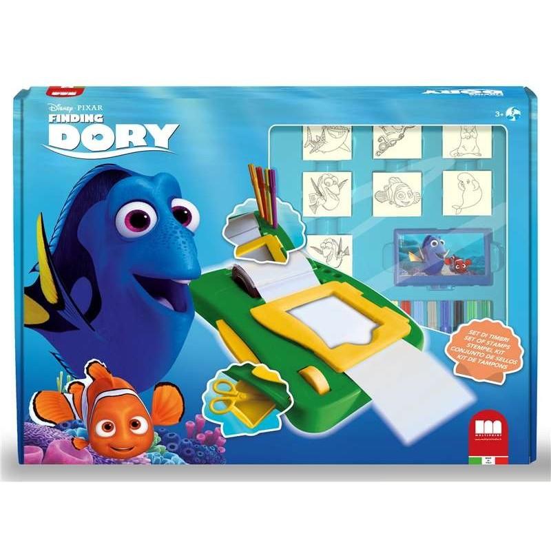 Máquina de pegatinas Dory