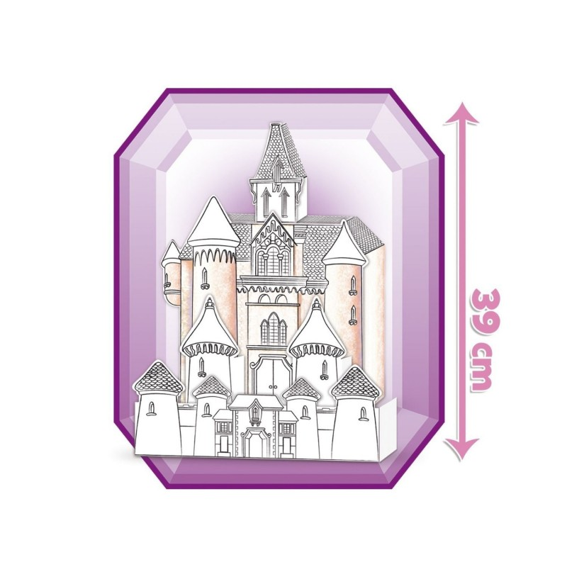Sofía - Decora el castillo de Sofía