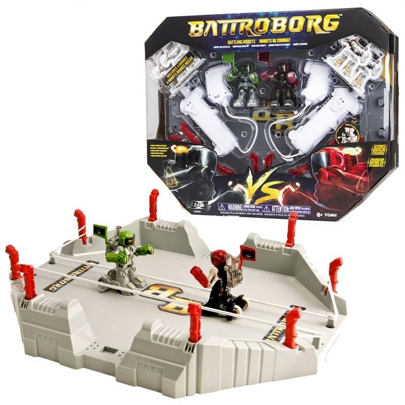 Battroborg Set arena 3 en 1