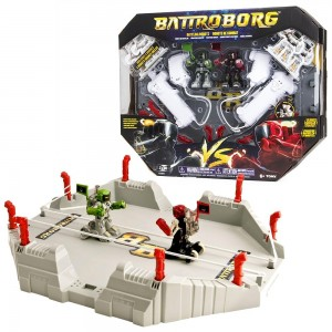 Battroborg Set arena 3 en 1