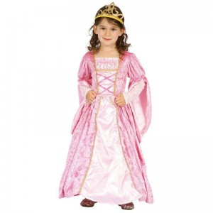 Disfraz de Princesa XXS