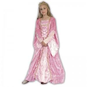 S Princesa disfraz