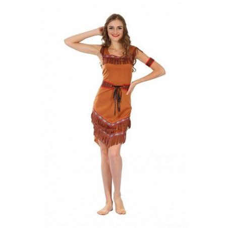 Disfraz de India Mujer M