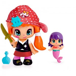 Pinypon Piratas y Sirenas
