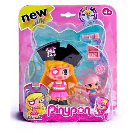 Pinypon Piratas y Sirenas