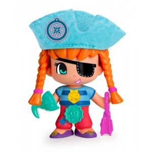 Pinypon Piratas y Sirenas Pack 3 Figuras