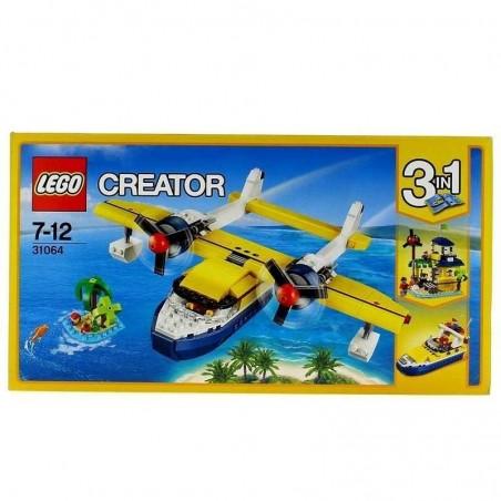 Lego Creator Aventuras en la Isla