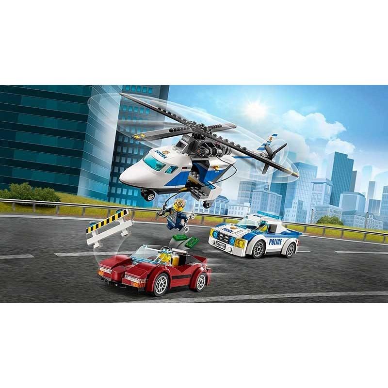 LEGO City Persecución por la Autopista