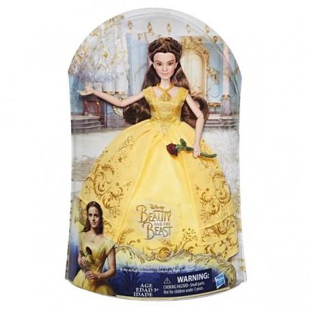 Bella Vestido Princesa Bella y Bestia