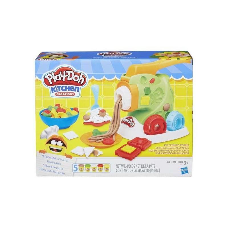 Pasta Manía Play-Doh