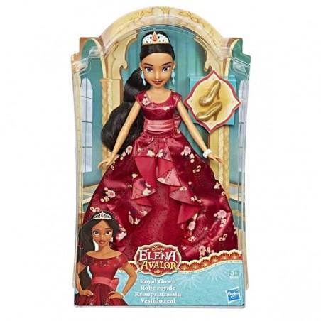 Elena Vestido Coronación