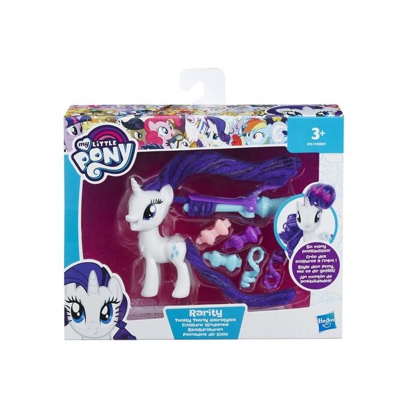 Peinados de Gala My Little Pony