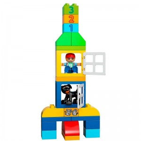 Lego Duplo Caja de Diversión Todo en Uno