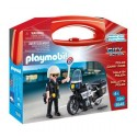 Playmobil City Action Maletin Policia