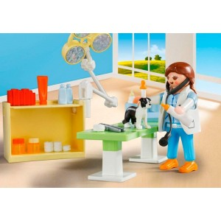 Playmobil Maletín Veterinaria