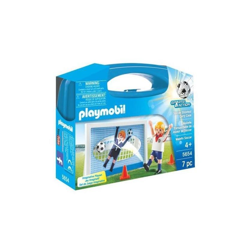 Playmobil Sports Action Maletín Futbol