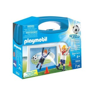Playmobil Sports Action Maletín Futbol