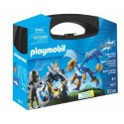 Maletín Grande Caballeros Playmobil