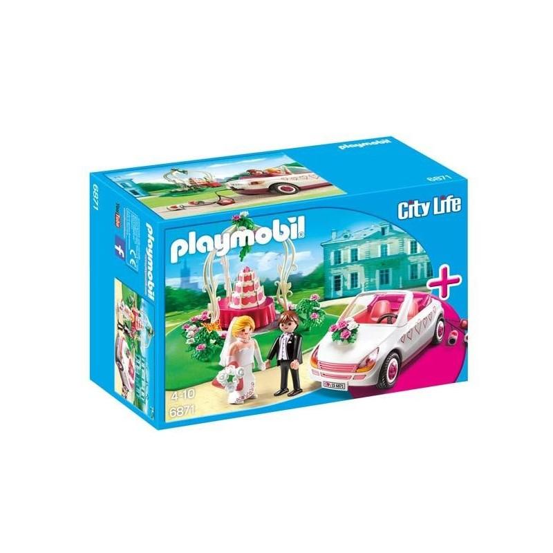 Fiesta Boda Playmobil