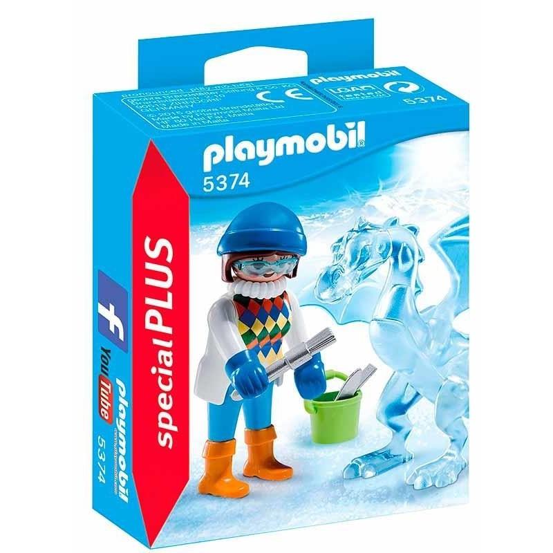 Playmobil Escultora de Hielo