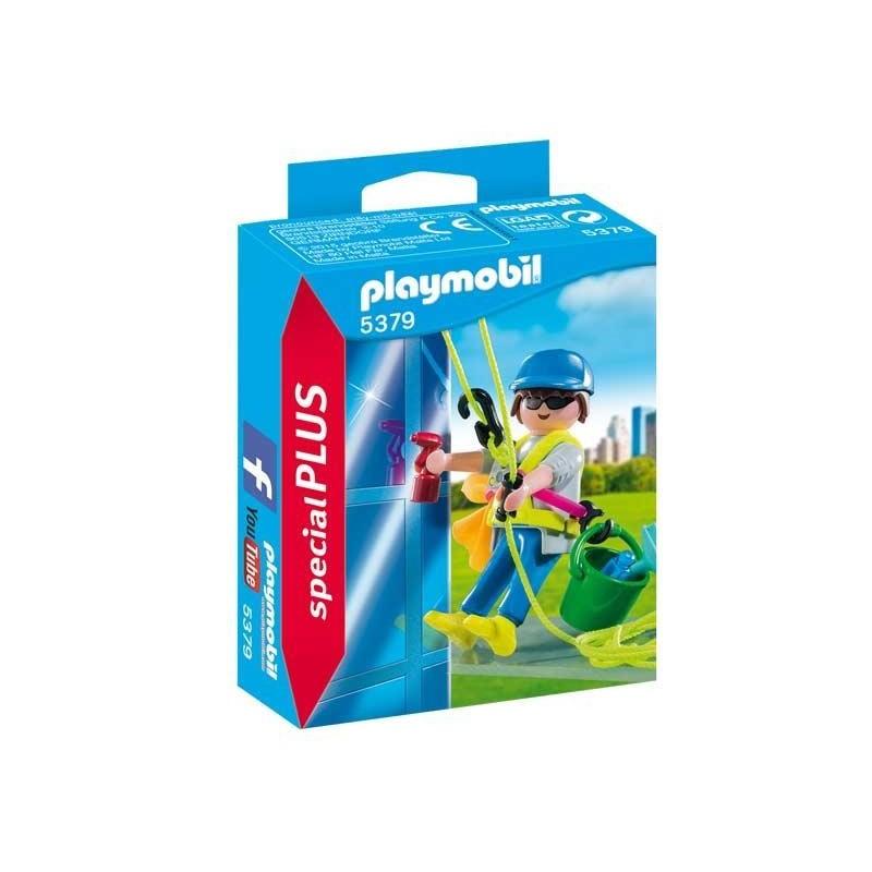 Playmobil Limpiador de Ventanas