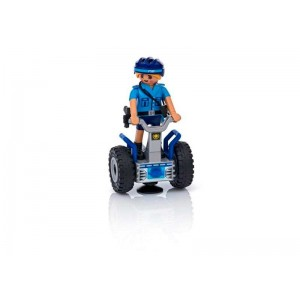 Playmobil City Action Policia con Balance Racer