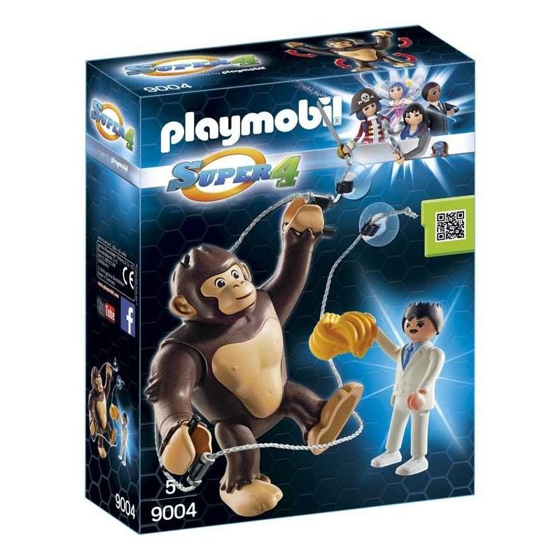 Gorila Gigante Gonk Playmobil