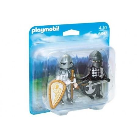 Playmobil Duo Pack Caballeros