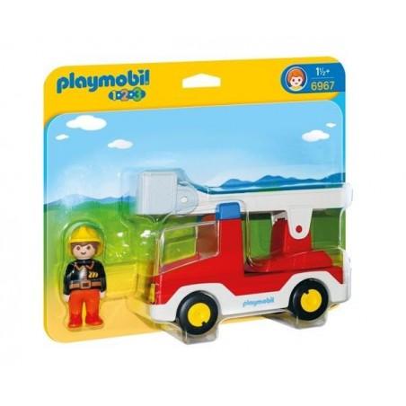 Camión de Bomberos 1.2.3 Playmobil