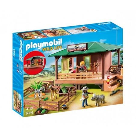 Clínica Veterinaria de África Playmobil