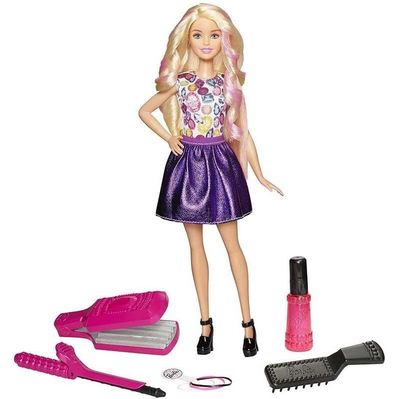 Barbie Ondas y Rizos