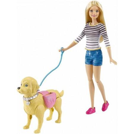 Barbie y su Perrito Popó