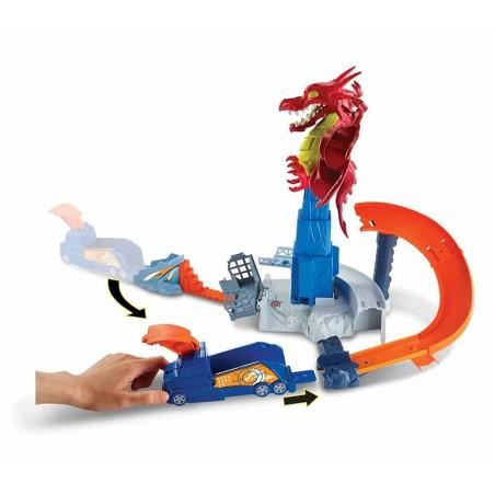 Hot Wheels Dragon Attack