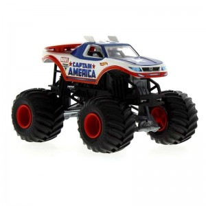 Hot Wheels Monster Jam Surtido