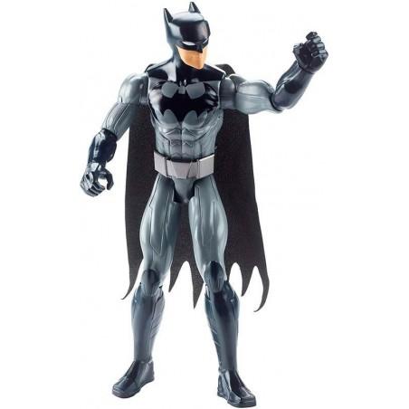 Batman Liga de la Justicia Traje Gris