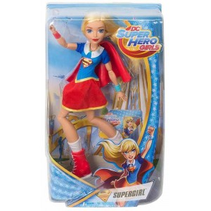 DC Super Hero Girls Muñeca Supergirl
