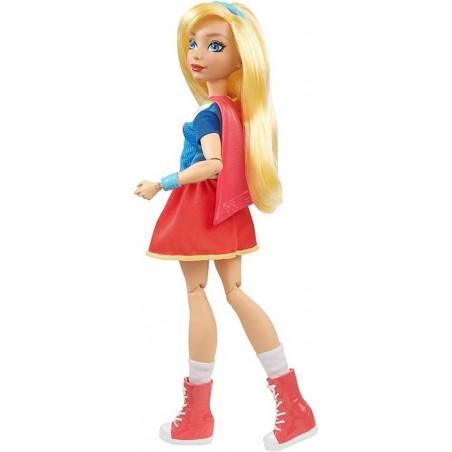 DC Super Hero Girls Muñeca Supergirl