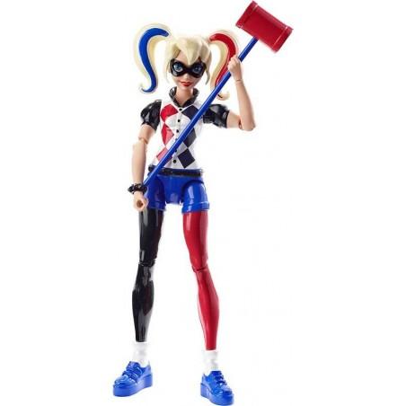 DC Super Hero Girls Muñeca Harley Quinn
