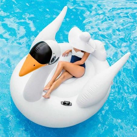 Colchoneta Hinchable Cisne