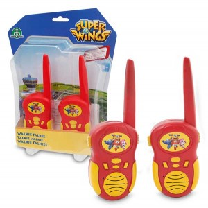Walkie Talkies Super Wings