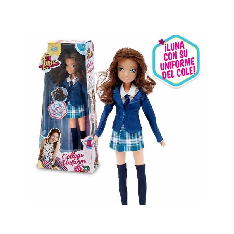 Soy Luna Fashion Doll Uniforme Colegio