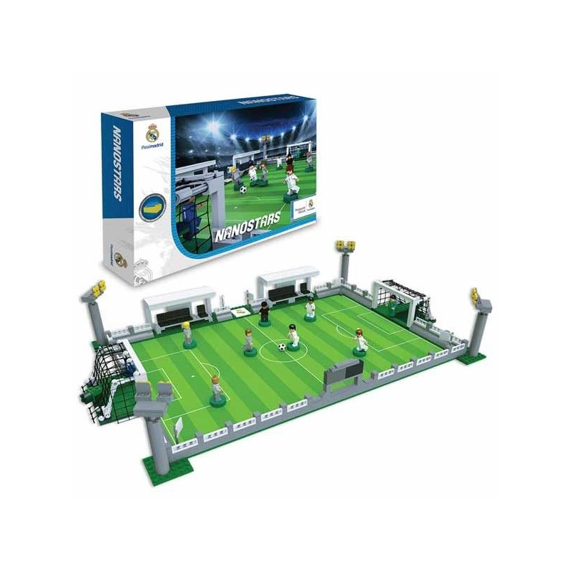 Estadio Real Madrid NanoStars