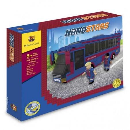 Autobús FC Barcelona NanoStars